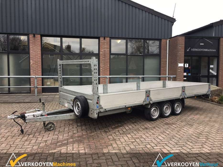 Brian James Trailers Cargo T-03-T - 2014