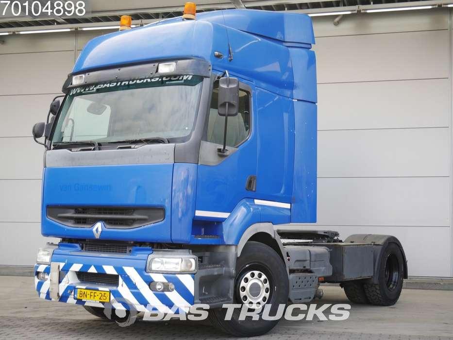 Renault Premium 420 4X2 Manual Euro 3 - 2002