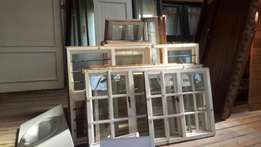 Beautiful wooden windows from R500
