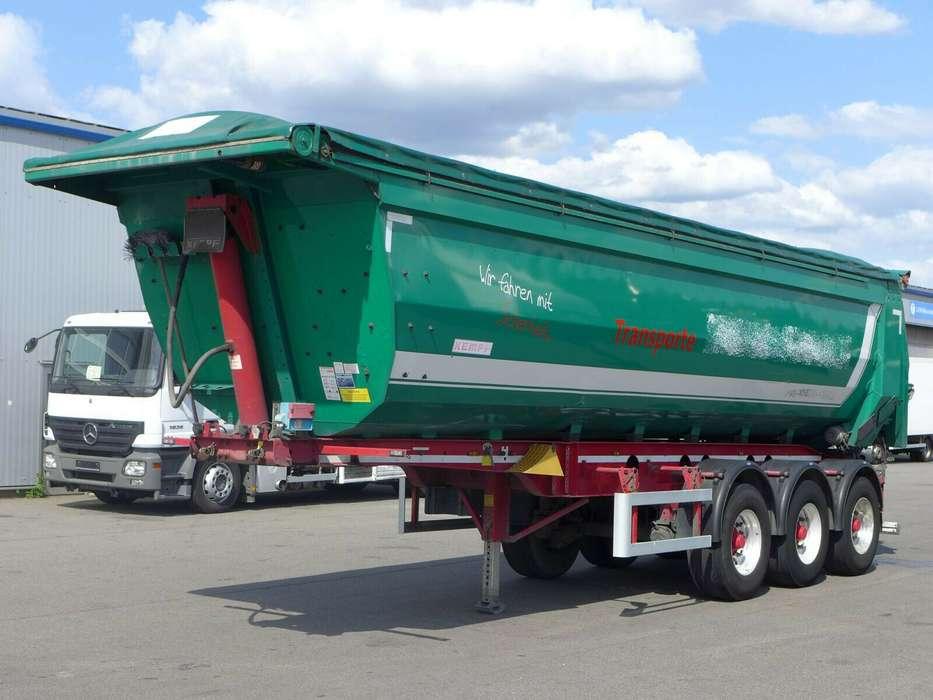Kempf SKM 35/3*Liftachse*TÜV*36m³*BPW*Rollplane* - 2013
