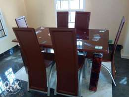 BS dining table with chairs (New 8052)