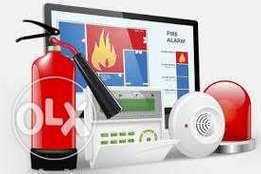 Fire Alarm System - Wired and Wireless