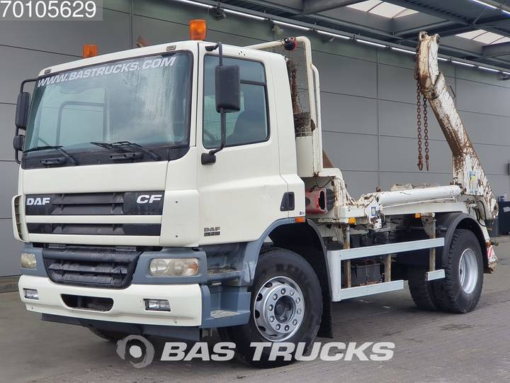 DAF CF75.310 4X2 Manual Steelsuspension Euro 3 - 2005
