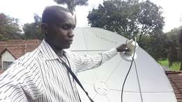 Dstv,zuku,nilesat,cctv camera and home appliance technician.