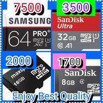 Best Quality memory cards