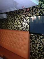 Vintage style wall papers available. Fracan Wallpaper