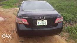 Toyota Camry 2009 with black available for serious buyer