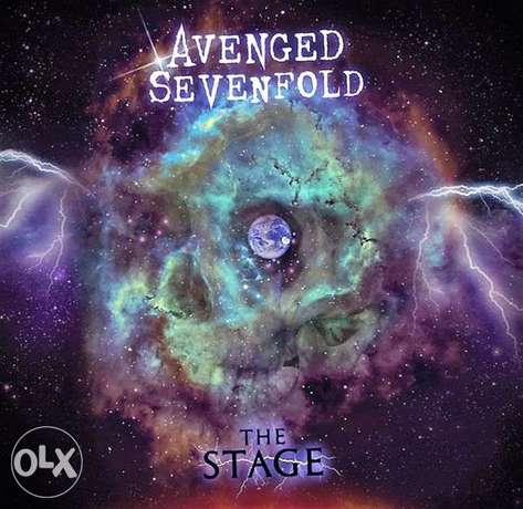 Avenged Sevenfold - The Stage (Progressive Metal) USA