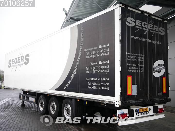 Schmitz Cargobull SKO24 Doppelstock Isoliert - 2011