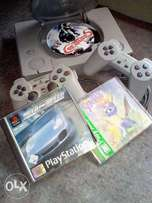 PlayStation one (PSX) classic.