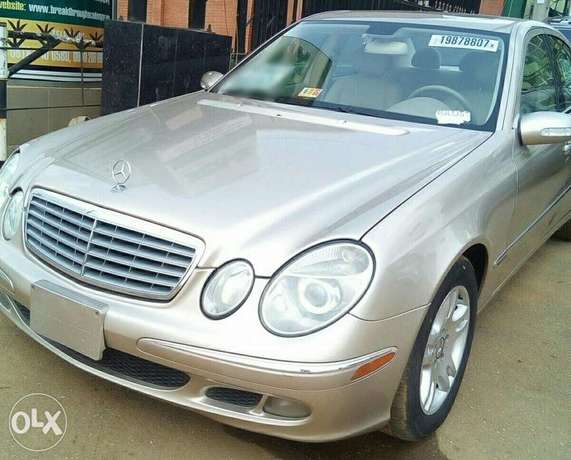 Benz E320/ toks sharp like a plane, nothing too fix on this baby Lagos Mainland - image 1