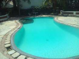 A fabulious one bedroom furnished apartment for rent in nyali.