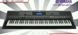 Introducing the new YAMAHA EW 400{6/octave} keyboard