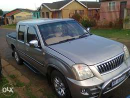 Double cab bakkie for sale in pmb
