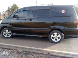 Toyota alphard like Noah for sale