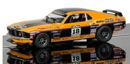 scalextric car collection