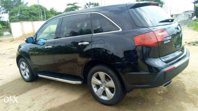Direct Tokunbo Lagos cleared Acura mdx 2011 model(Full Option) Lagos Mainland - image 4