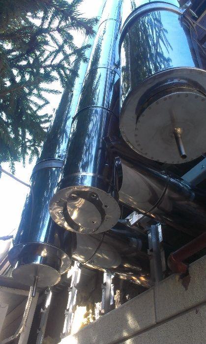 Дымоход донецк трубы для дымохода из нержавейки 1 мм цена