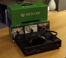 Boxed 500gb Xbox One Console w/ Controller, all leads and Turtle Beach for sale  Flamboyant Park