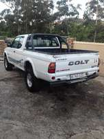 Mitsubishi Colt Rodeo Club Cab