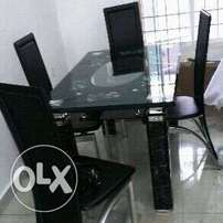 RF Four Set Of Dining Table And Chairs