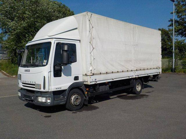 Iveco ML80E18 Pritsche Plane LBW - 2009