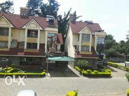 Executive 5br with Sq town house to let in Kileleshwa.