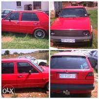 Golf 2 gti for sale