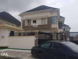 Instalment Accepted-Outstandingly Awesome 4Bed Duplex+BQ,Chevron,Lekki