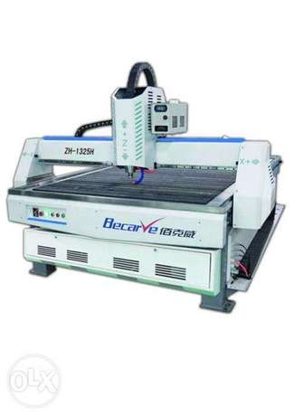 cnc router machine for no metal or metal material