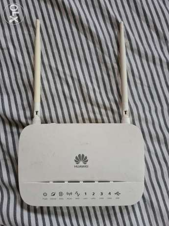 Huawei adsl and adsl2 300mbps wireless router for sale