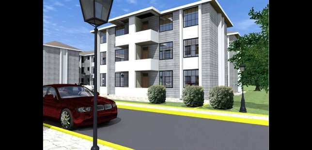2 bedroom appartments for sale (urithi osten terrace) Thika - image 5