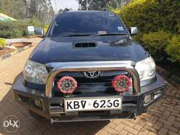 Toyota Double cab Diesel