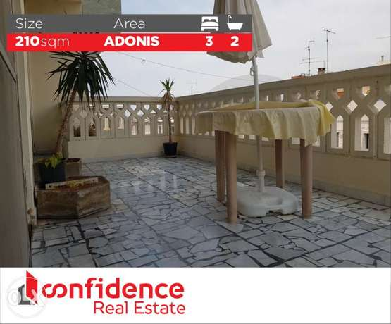 GET THIS Spacious 210 SQM with An Amazing view in adonis REF#MK19986
