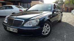 Merc s280,kav,auto,sunroof,mint condition.