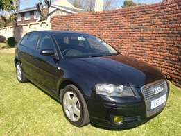 Call Haroon on 2006 Audi A3 2.0 FSI Full service history spare keys