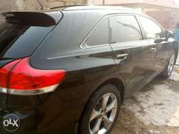2013 venza few months used XLE