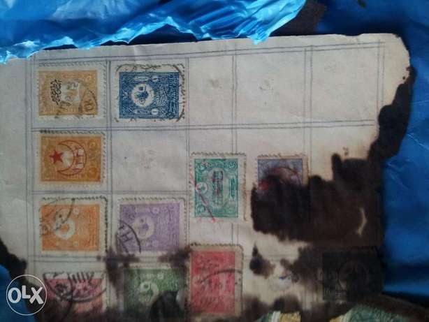 old rare stamps
