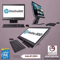 Brand New HP EliteOne 800 G1 All In One PC Core i5 8GB RAM 1TB HDD