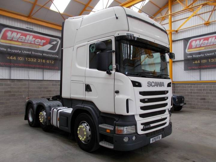 Scania R440 - 2011