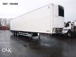Chereau 3 Axle Bpw Carrier Vector 1550 - To be Imported