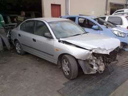 Hyundai elantra J4 stripped for spares