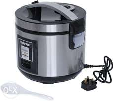 Rice cooker at Don's household