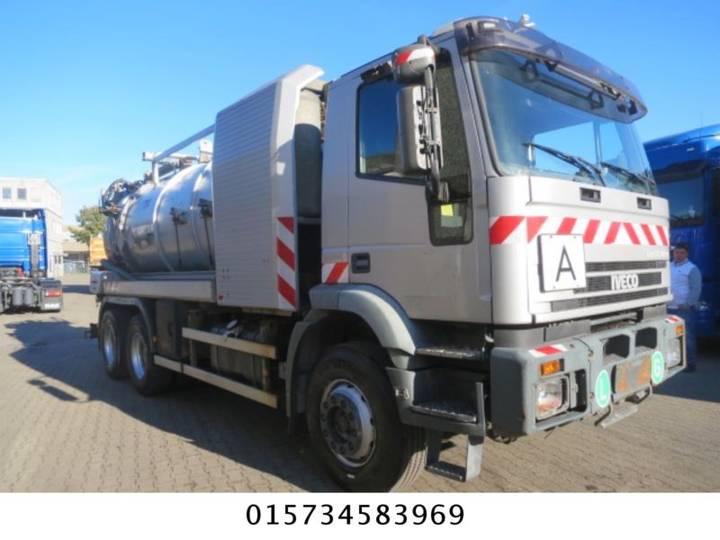 Iveco 260EH360 6x4 Flensburger Wasseraufbereitung .. - 2000