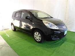 Nissan note black 2009