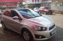 chevrolet sonic1.6 LS A/T