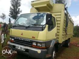 fh availabe for transportation of goods from nairobi to nyanza regions