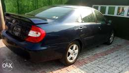 Super clean Toyota Camry SE 2003 model Lagos cleared
