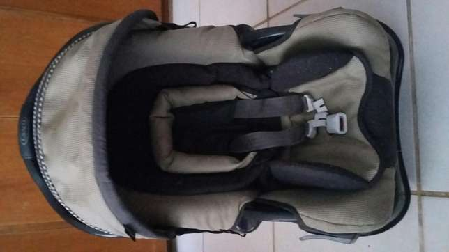 Graco car seat with base Bayswater - image 3
