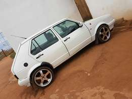 VW City Golf 1.4